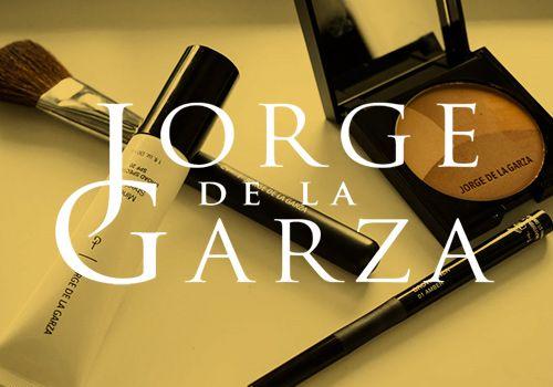 Jorge de la garza Barcelona peluqueria