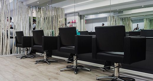 Beauty salon Barcelona